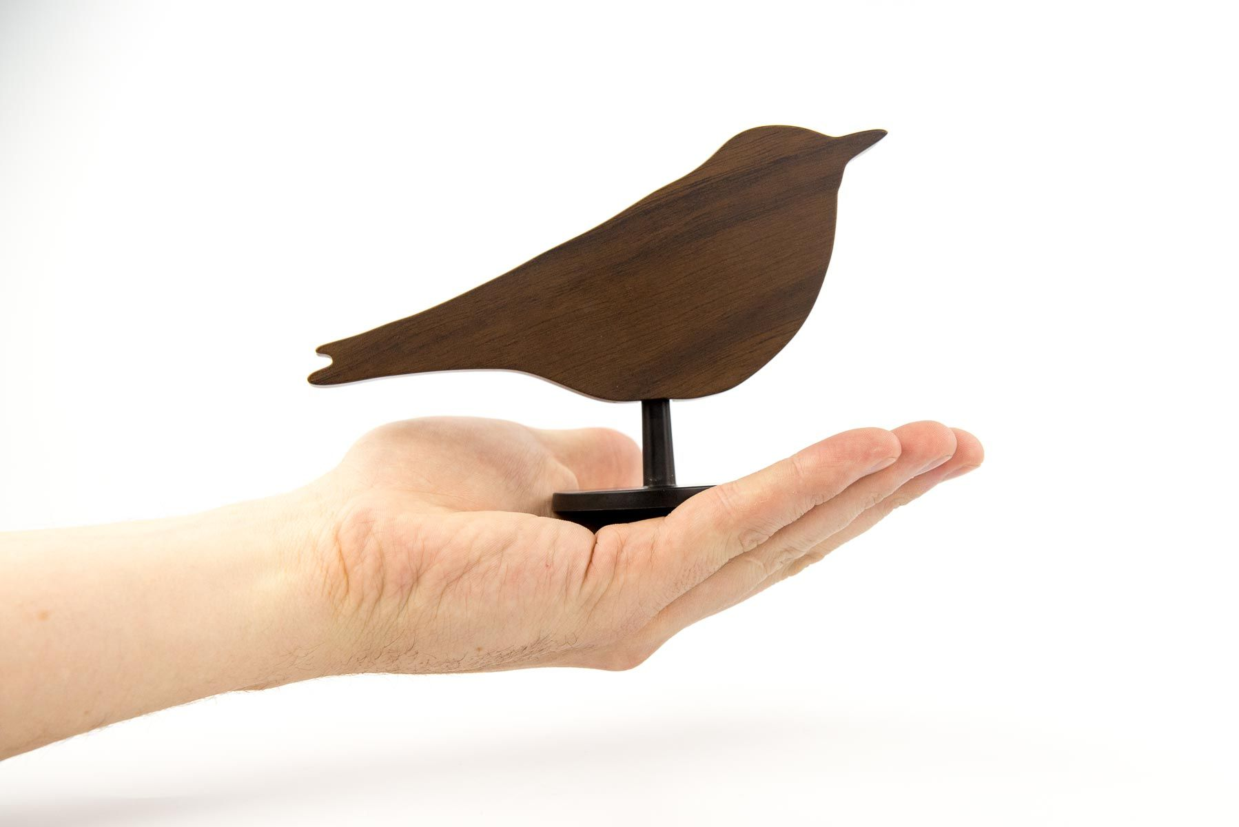 What a tweet way to wake up! Bird Clock from @anddesign_t is the anti-alarm