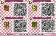 Animal Crossing New Leaf Flower Qr Codes Animal Crossing Animal