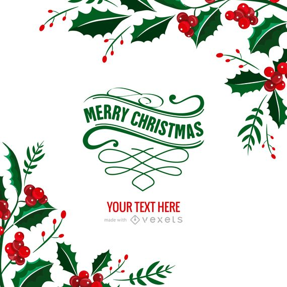 Editable Design Featuring A Christmas Greeting Card Maker Including Different Illustrations To Swap Christmas Card Maker Christmas Card Online Christmas Cards
