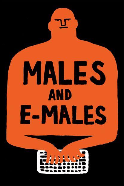 Males & E-Males by Jean Jullien