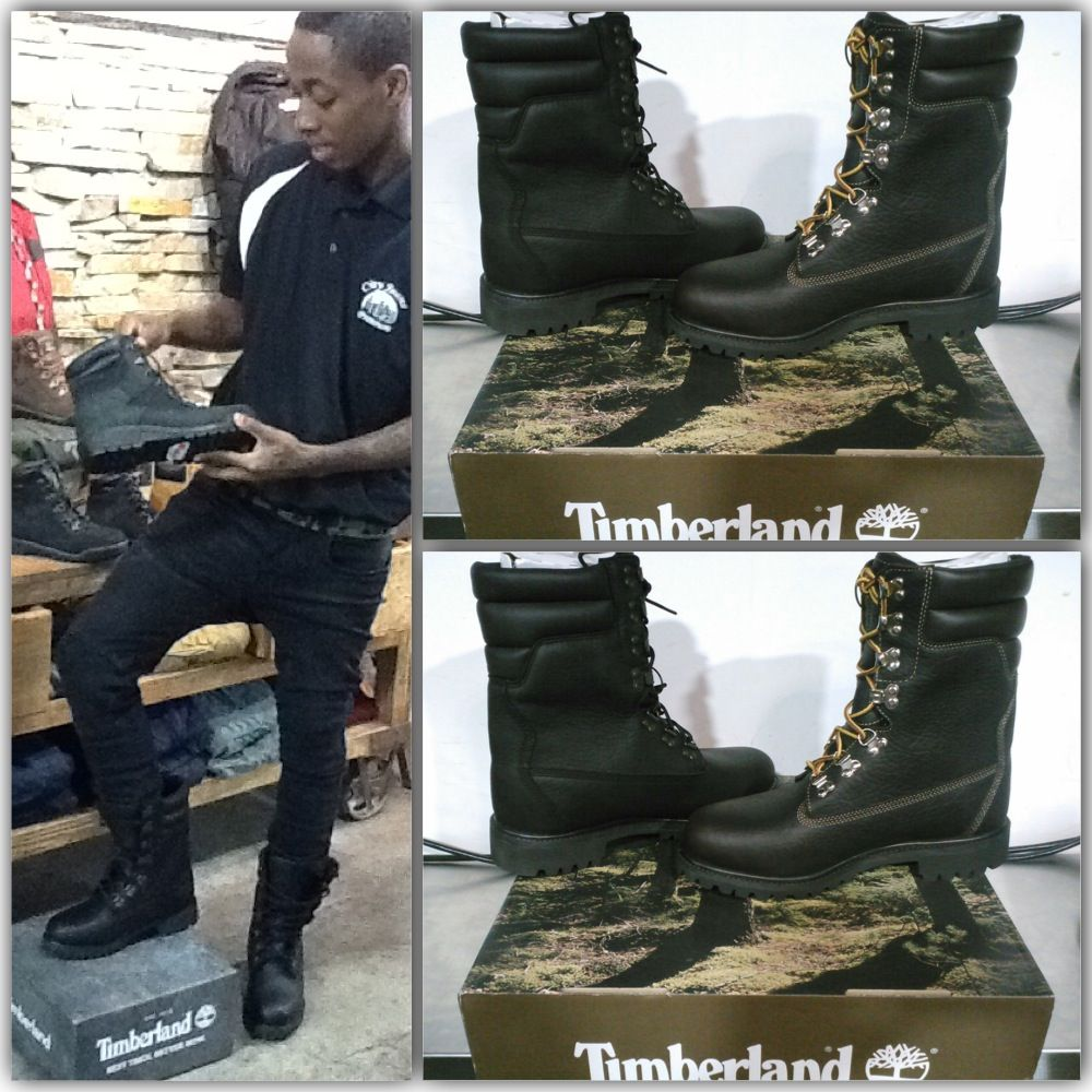 """2c2c5b14c6f The 40 belows are officially back in celebration of Timberland s 40th  anniversary. Originating in 1979 the """"40 Below"""" Super Boot is the latest  addition to ..."""