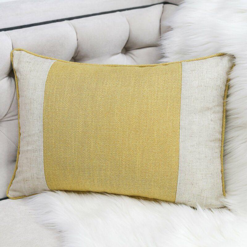 Marissa Rectangular Linen Pillow Cover Insert Linen Pillow Covers Linen Pillows Pillows