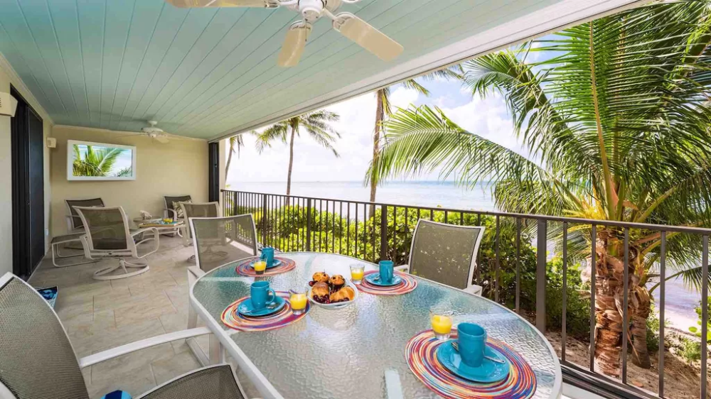 Cielo Azul The Beach Club Oceanfront Condo Pools Last Key Services Key West In 2020 House Rental Oceanfront Condo Key West
