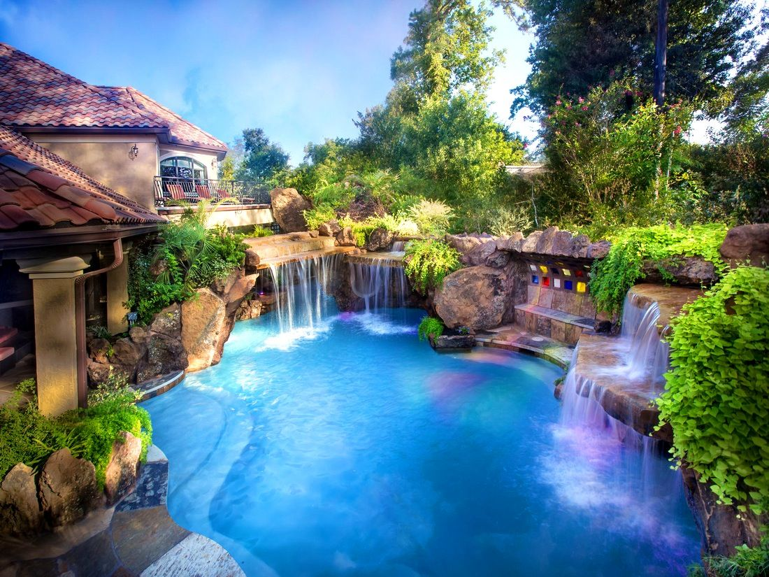 Image result for coolest backyard swimming pools ... on Dream Backyard With Pool id=88688