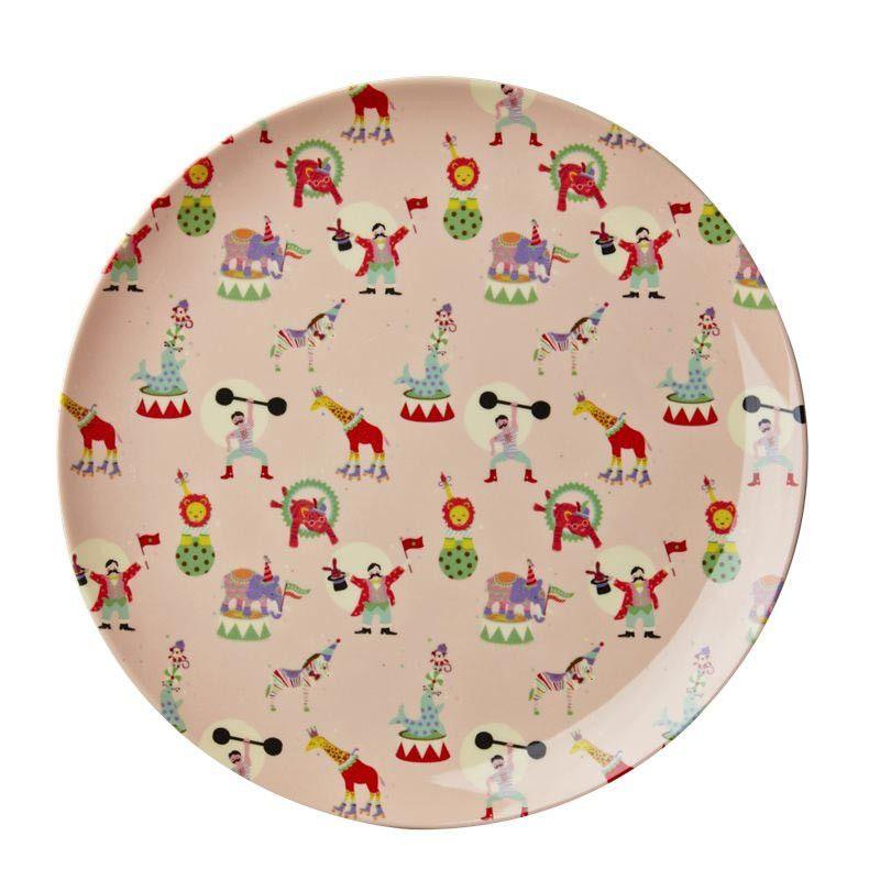Tischlein deck dich! Dieser tolle, farbenfrohe Teller vom dänischen ...