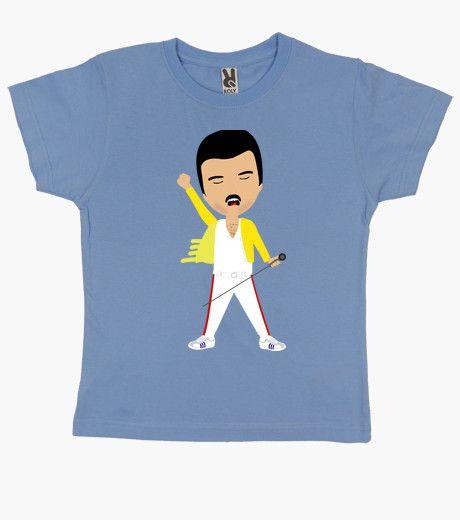 Camiseta Freddie Mercury
