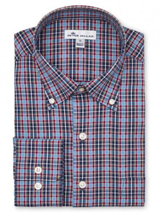 f77db1162c6e Faherty Brand Reversible Belmar Shirt in Serape Stripe   Light Grey ...