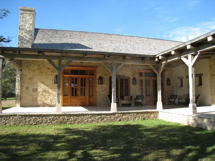 Pin By Tara Hill On Ranches Pinterest Ranch House Designs Porch House Plans Hill Country Homes
