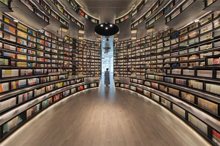 The Cool Hunter - Welcome Stores  Shops Pinterest Bibliotecas - libreria diseo