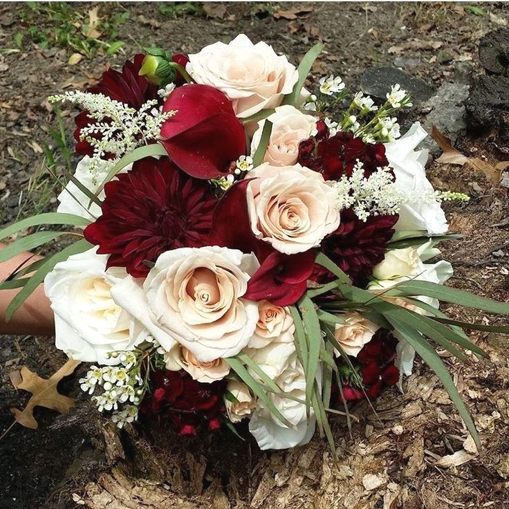 18 Cheap Fall Wedding Bouquets That You Won't Hate -Fall