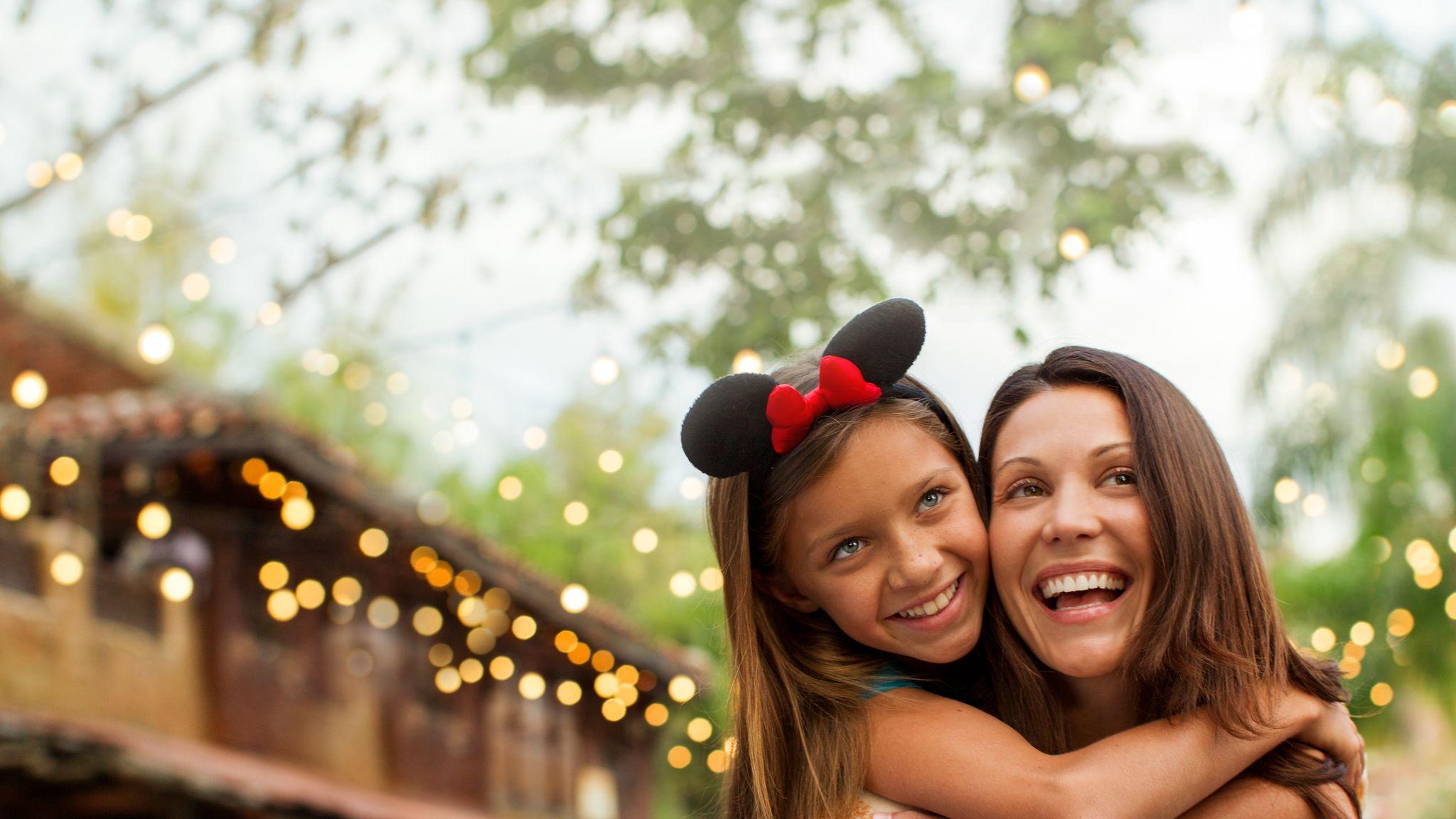 Mouse Ears at Walt Disney World