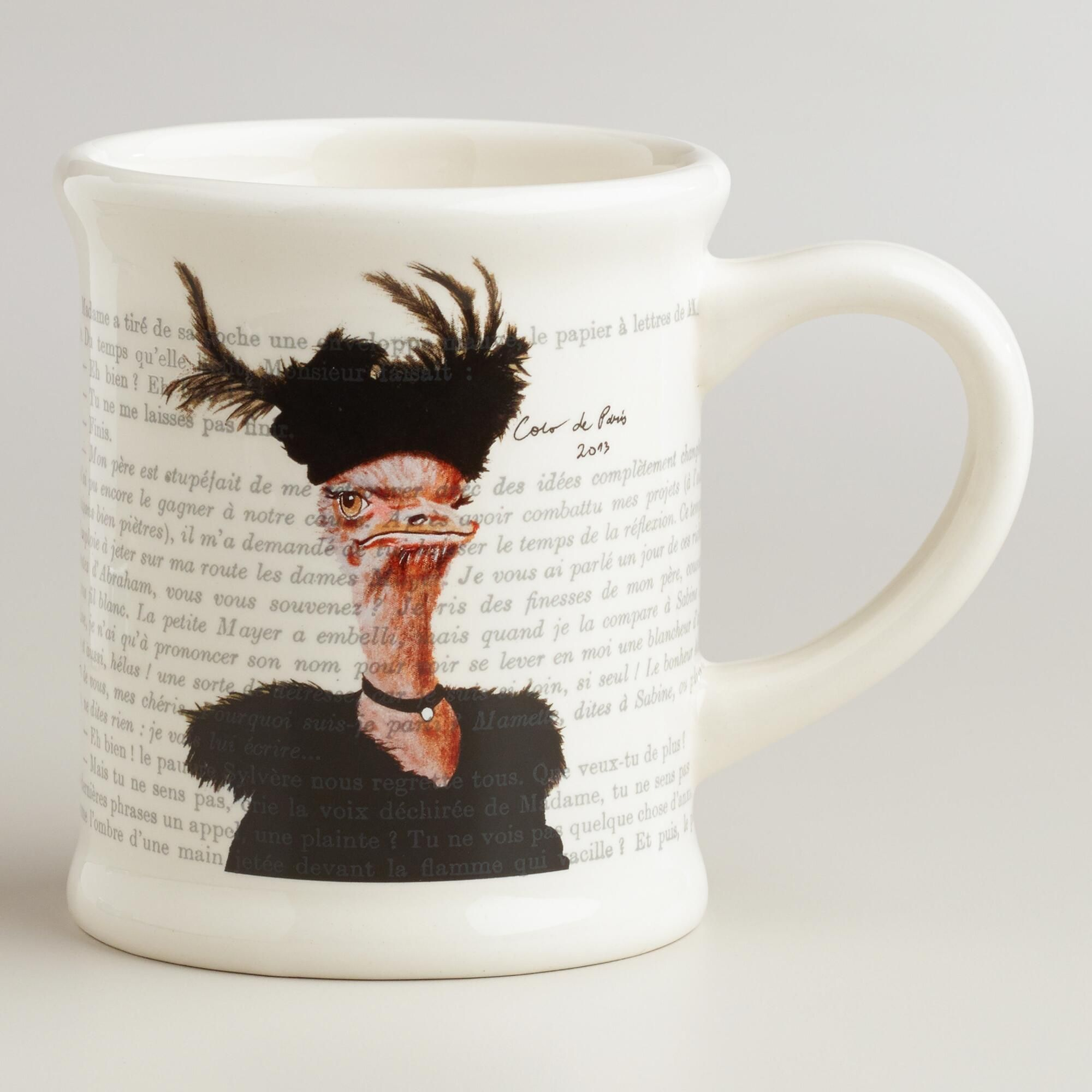 ostrich mugs Google Search