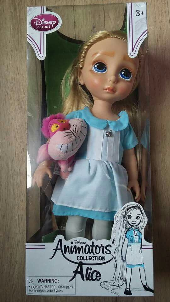repaint animator doll alice in wonderland rapunzel poup e animator raiponce repeinte en alice. Black Bedroom Furniture Sets. Home Design Ideas