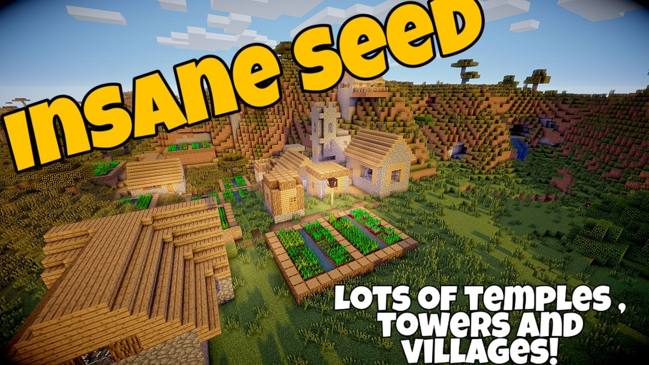 The Best Minecraft Seed 1 14 Minecraft Seeds For Pc Minecraft Seed Minecraft Seeds Xbox One