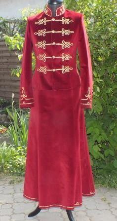 8674f456ae Női segédhajtó ruha | Hagyományőrző bolt | Dresses with sleeves ...