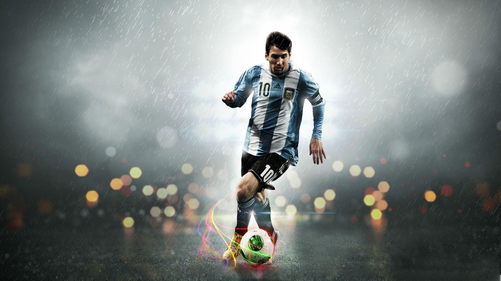 Wallpaper Of Soccer Players Lionel Messi Messi