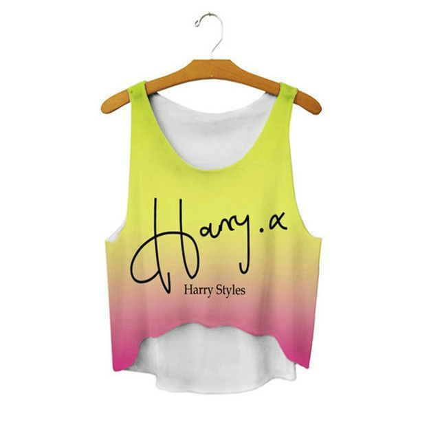 d3d9dd5ebdc7 Summer Style Women Sexy Crop Tops Loose 3D Printed Cropped Cute Girl Tank  Top Elastic Camisole Harajuku Lady Youth Vest