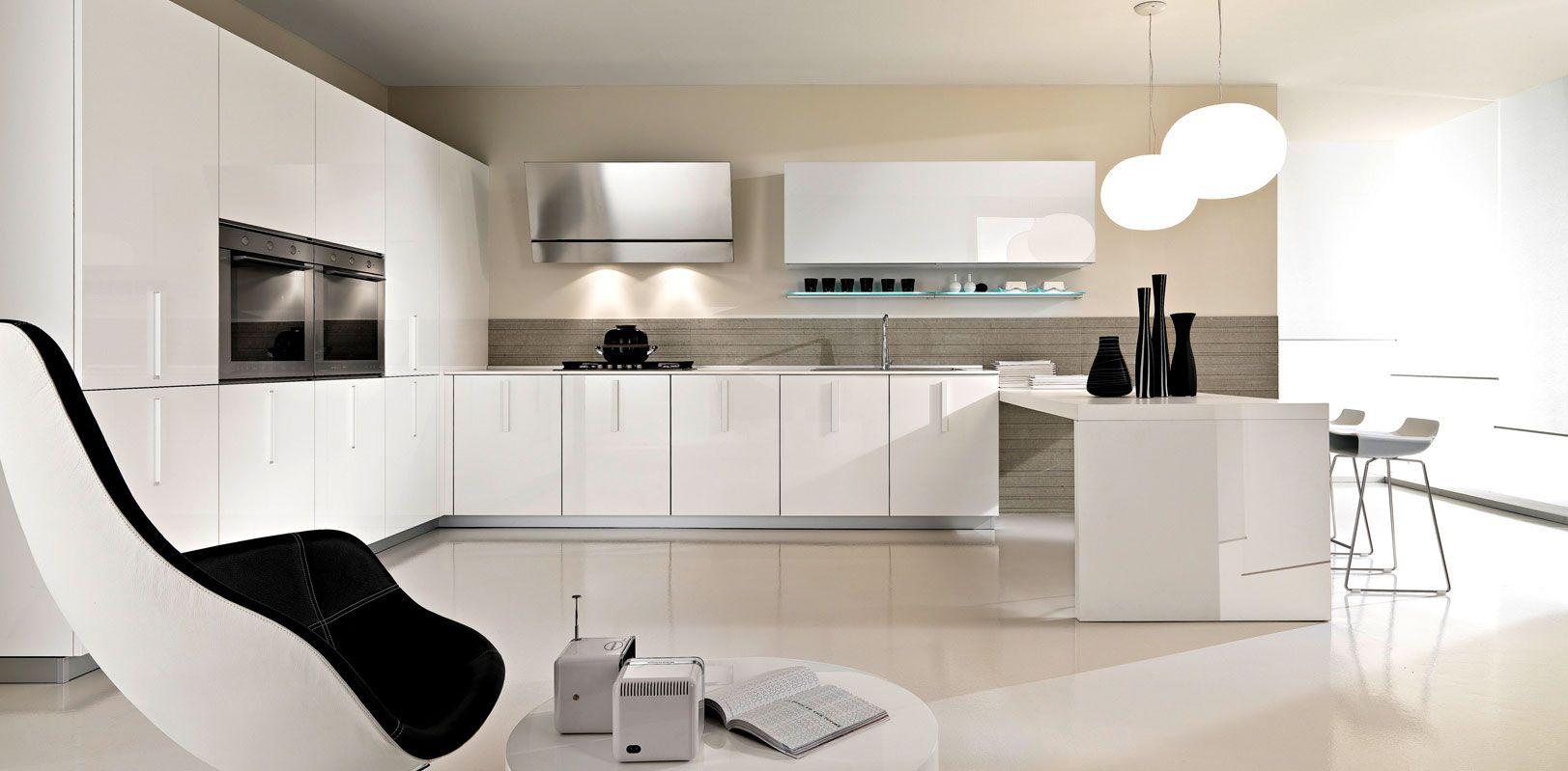 Magika Pedini Collection Platina - Meine Küche | Cocinas | Pinterest