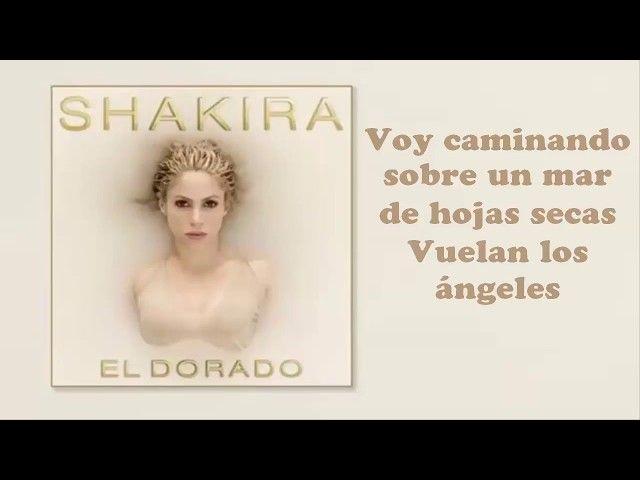 shakira el dorado album download mp3
