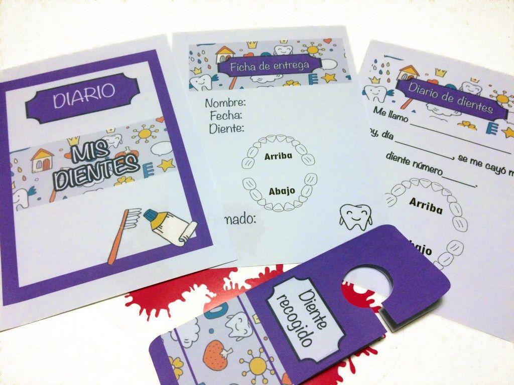 Higiene bucal infantil: consejos e imprimible - Educadiver
