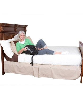 Bed Rails For The Elderly Are Widely Used To Reduce The Risk Of Falls And Are An Excellent Safety Measure Adjustable Beds Home Safety Bed Rails