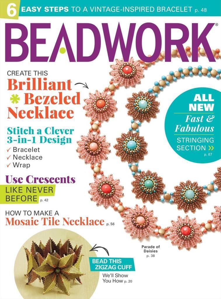 Beadwork Bead work, Vintage inspired bracelet