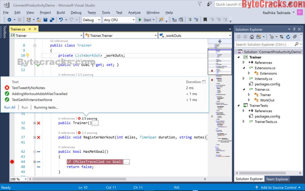Microsoft Visual Studio Professional 2018 crack + serial key free download