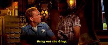 Zed Bring Out The Gimp Maynard Gimp S Sleeping Pulp