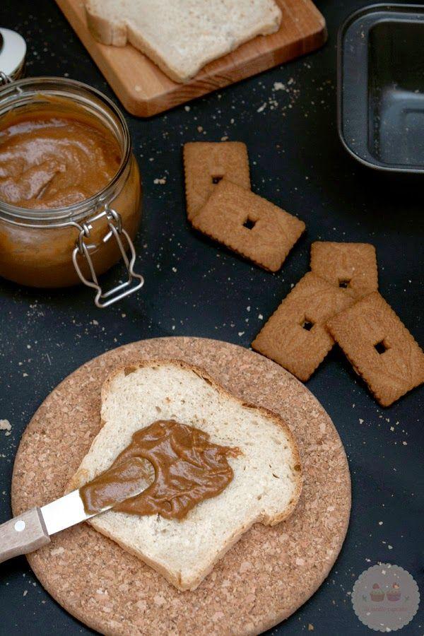 Tu medio cupcake: Crema de Galletas Caramelizadas (Speculoos)