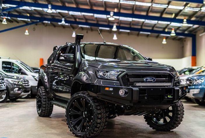 Ford Ranger Caminhonetes Picapes Carros