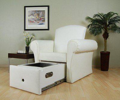 Design X Pedicure Chair