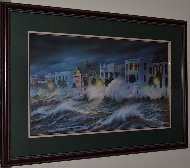 Jim Booth Hurricane Hugo Charleston Sc 1990 27 X39 Quot Best
