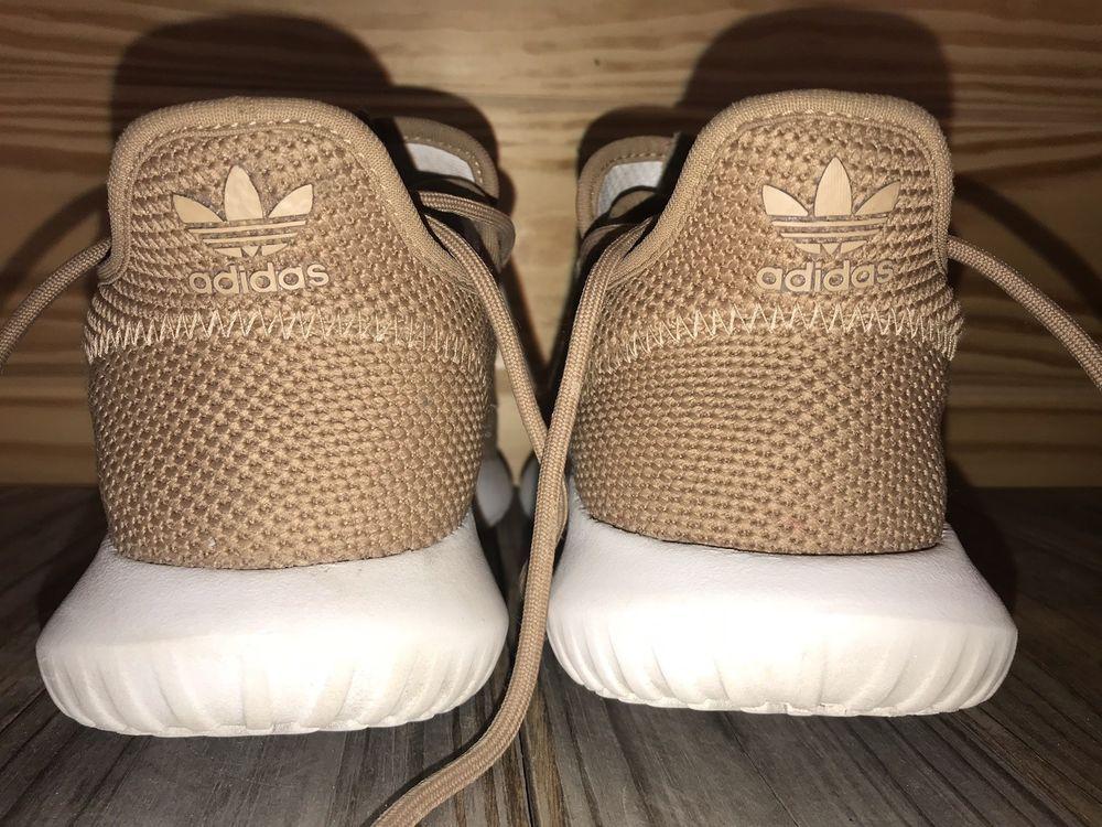 wholesale online wholesale price fashion style Adidas tubular shadow art ac 7013 men's sz 8.5 (beige/sand ...