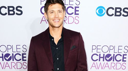 Jensen red carpet #PCA2013--always looks fantastic, this man.