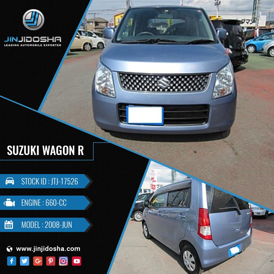 Buy Your SuzukiWagonR Now! View Car Details https