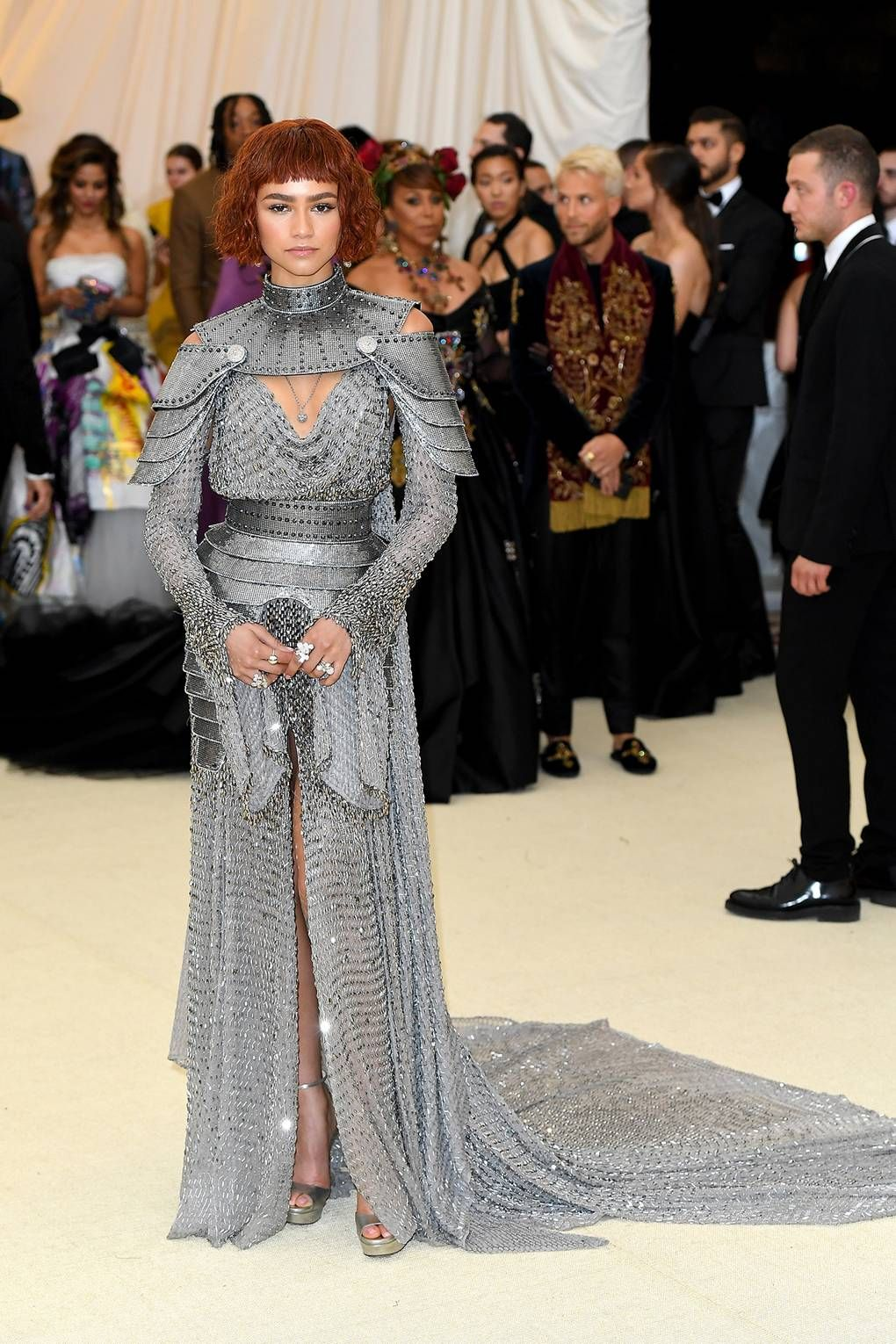 cdd3e78a1c Met Gala 2018 Dresses  All the arrivals on this year s red carpet ...