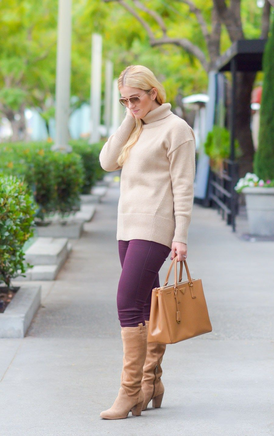 Pink sweater dress outfit  UGG Boots  Jeans dress Boot heels and Stylish