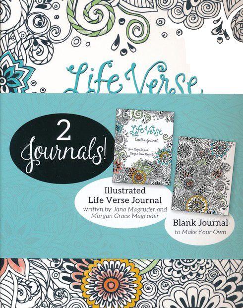 Life Verse Creative Journal Set