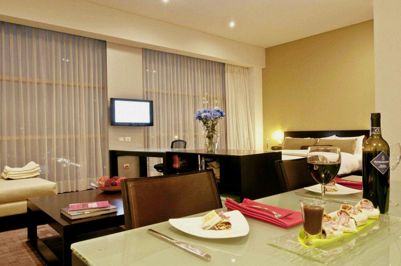 Conoce nuestra Grand Suite... ideal para largas estancias, con un concepto moderno, estilo loft. #PreferredLife #Hotel #SantaFe #CDMX