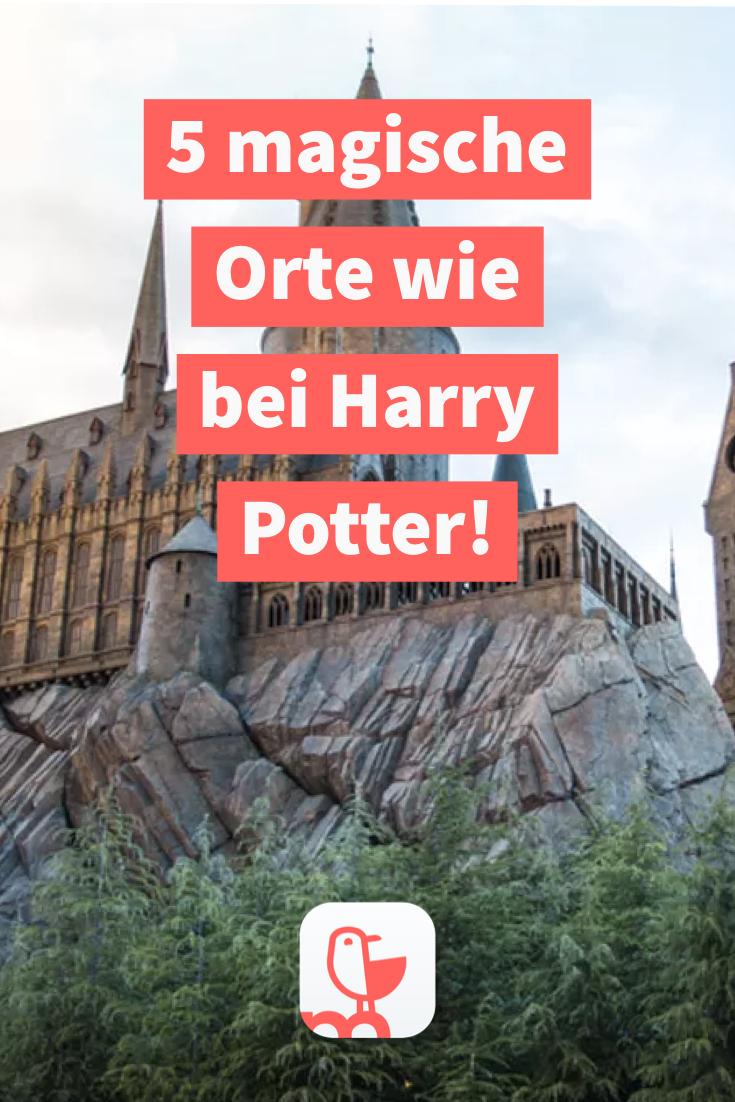 Entdeckt Harry Potter In Hamburg 5 Magische Orte Die Wir Aus Den Filmen Kennen Hamburg Hamburg Tipps Harry Potter