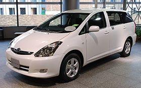 Toyota WISH – 2003