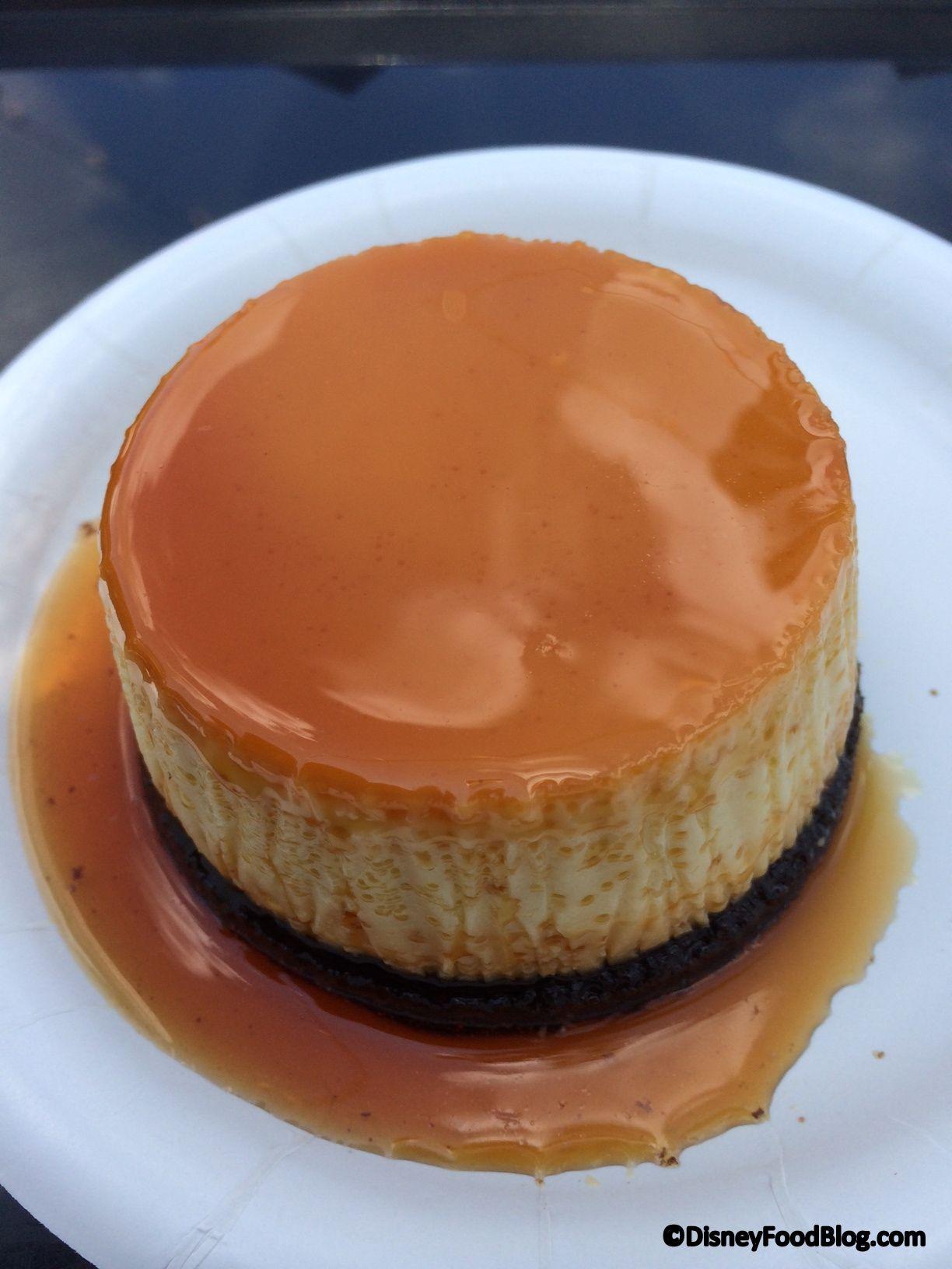Flancocho puerto rico very custardy 2014 epcot food wine cake forumfinder Choice Image