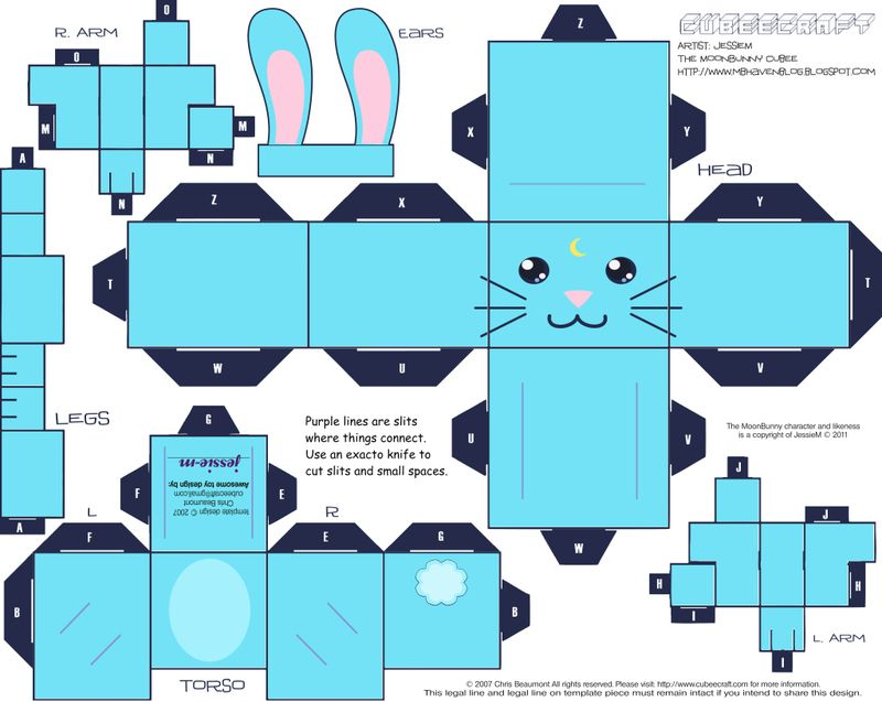 Voodoo School Worksheets : D cut out templates google search cardboard