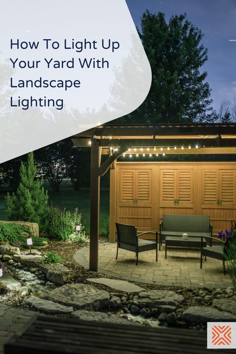 Check out this infographic with all the types of lighting and lighting design tips you need to light up your backyard like a pro. Visit our website for more!