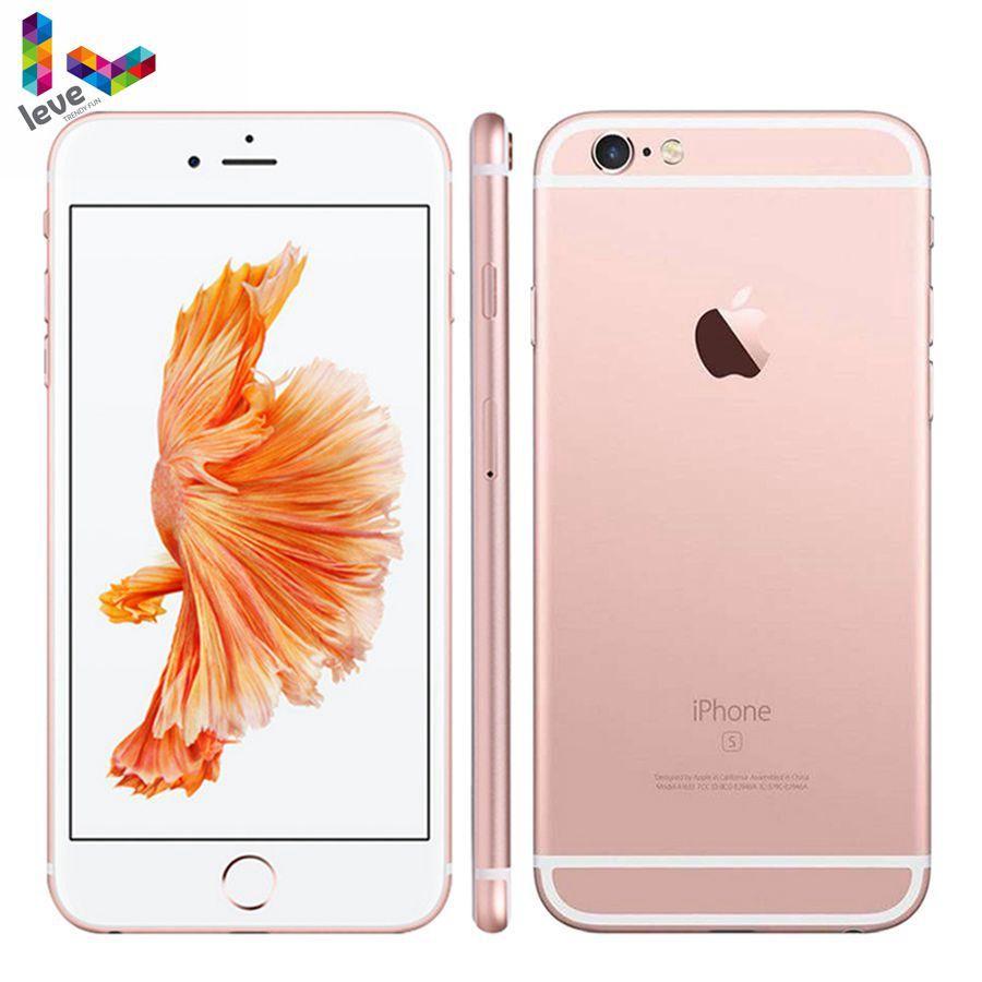 Unlocked Apple Iphone 6s Plus 5 5 12mp 2g Ram 16 32 64 128gb Rom Dual Core Original Ios Fingerprint 4g Lte Used Mobile Ph Iphone Apple Iphone 6s Apple Iphone