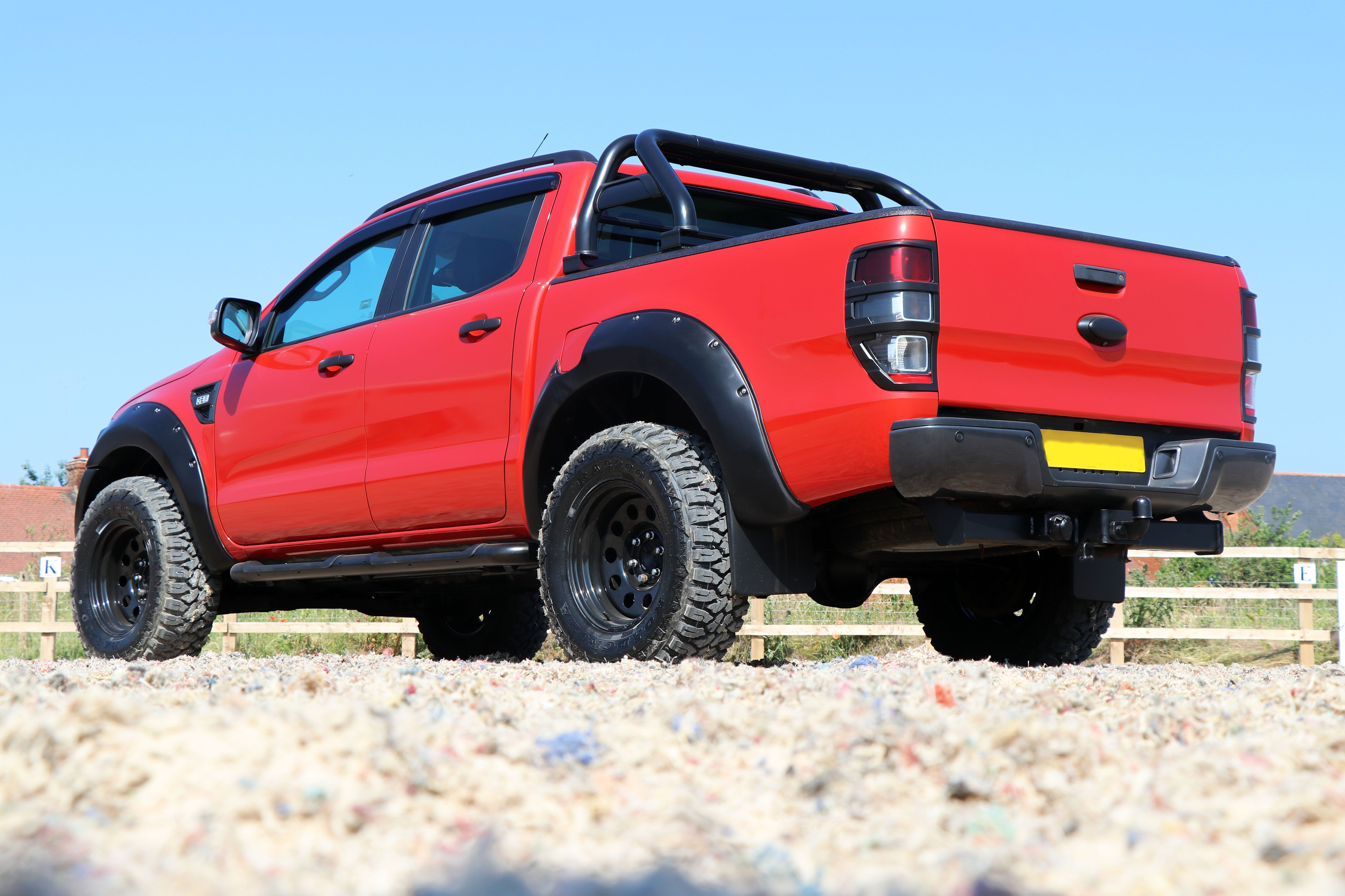 Our latest SEEKER Raptor the Flame Wrap Edition