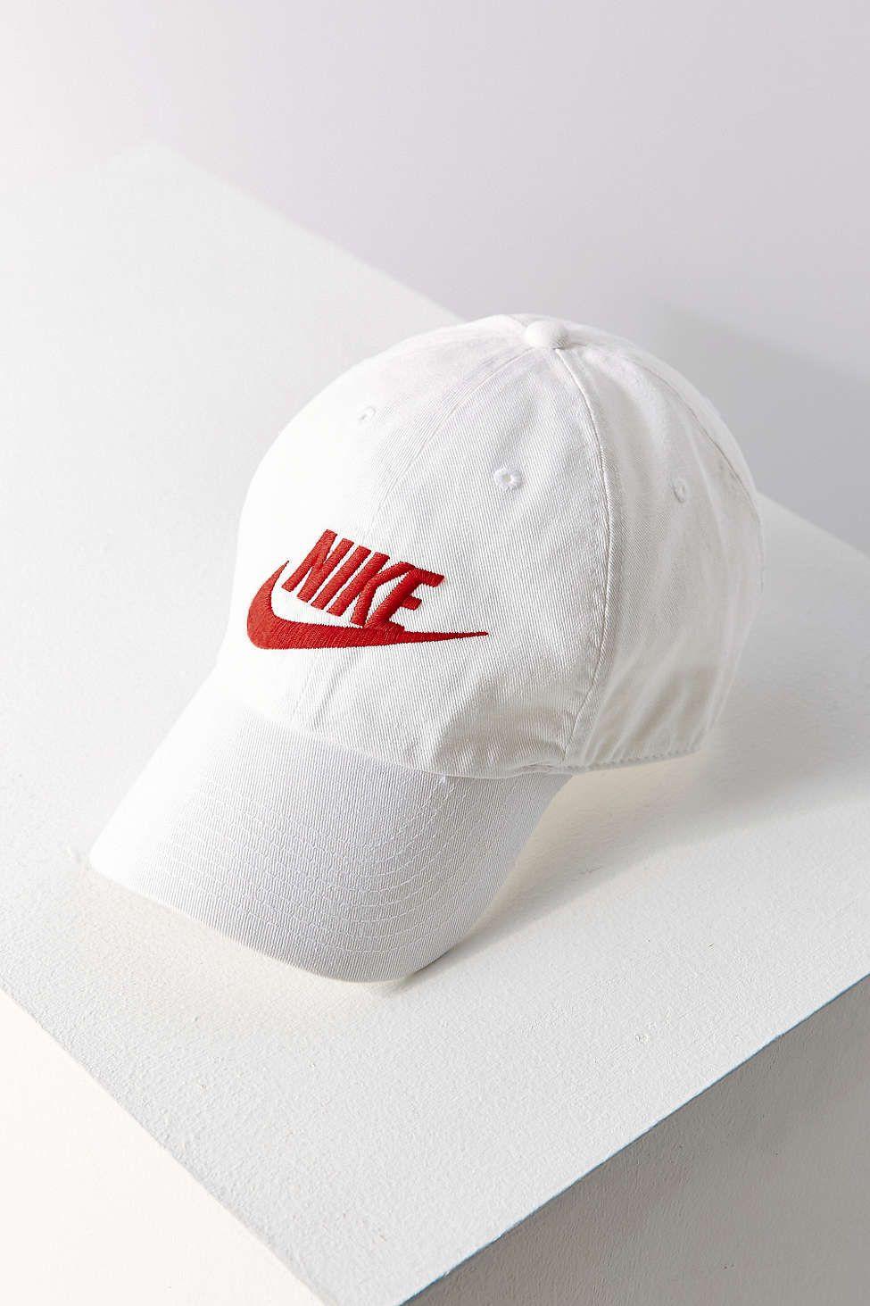 Nike Heritage 86 Futura Logo Strapback Hat in 2019  115e6a86a53