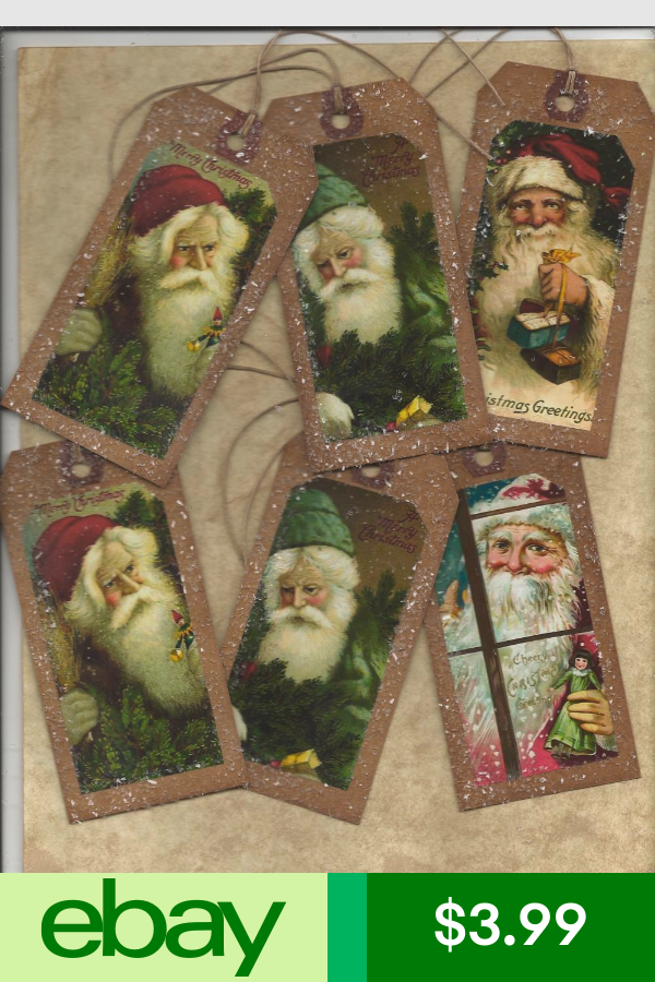 Paper Crafts Crafts Ebay Creative Christmas Crafts Christmas Tag Printable Crafts