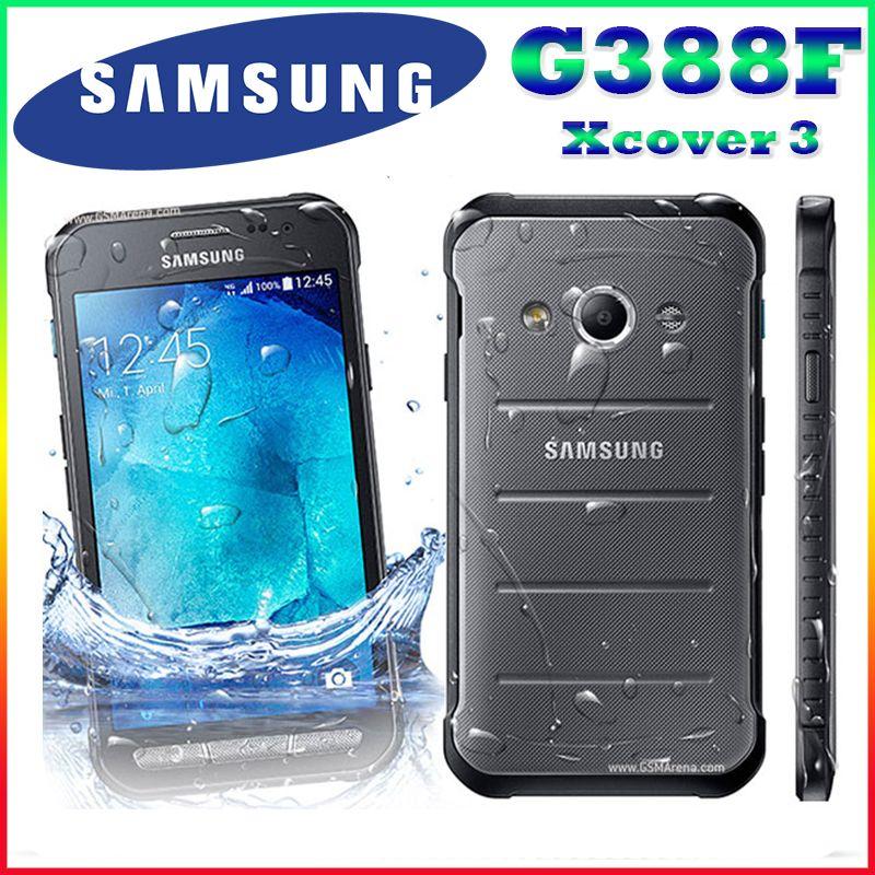 100 Original Samsung Galaxy Xcover 3 G388f G388 Android 4g Lte Ram 1 5gb Rom 8gb Quad Core 5 0mp 4 5 Screen Smartphon Smartphone Price Samsung Galaxy Samsung