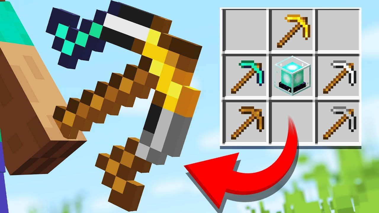 we added 50 MORE New Crafting Recipes in Minecraft in 2020